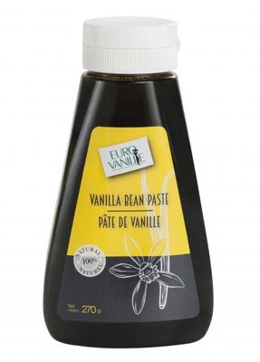 Madagaskar Bourbon vanillepasta - 270gr