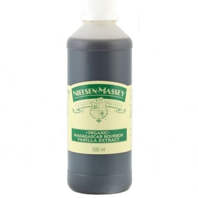 Biologisch Madagaskar Bourbon vanille-extract - 500ml