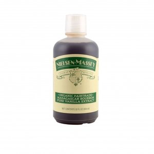 Biologisch Madagaskar Bourbon vanille-extract - 1000ml